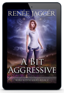 A Bit Aggressive ebook cover