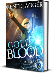 Cold Blood: Callie Hart Series Book 2