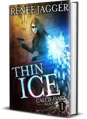 Thin Ice: Callie Hart Series Book 1