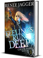 Feelings Run Deep: Callie Hart Series Book 3