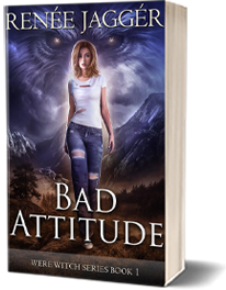 Bad Attitude: Were Witch Series Book 1