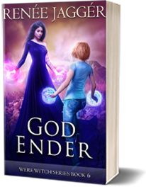 God Ender: Were Witch Series Book 6