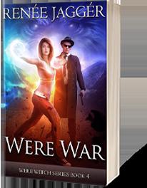 Were War: Were Witch Series Book 4